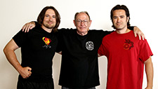Sifu Tim Tackett, Jeremy Lynch & Steven Resell