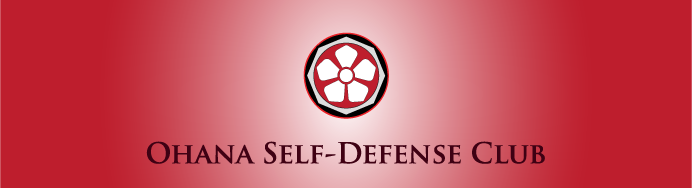Ohana Self-Defense Club Logo